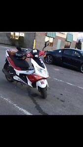 PGO g-max 50cc scooter