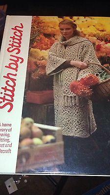 Винтажные NEW 1985 TorStar Books Stitch