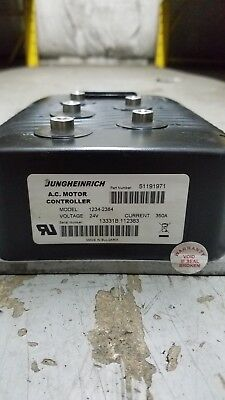 Used Working Jungheinrich Controller 1234-2384