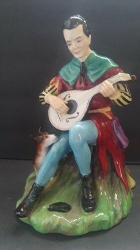 Paragon Studios Rare Figurine Alan-a-Dale Sherwood Forest Series #160 Mint