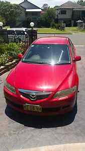 Mazda 6 sedan turbo diesel engine 2006 for sale Fairfield Fairfield Area Preview