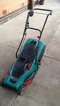 Bosch Rotak 43 1700W electric lawn mower Burnside Melton Area Preview