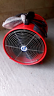 Portable Industrial Ventilator Axial Blower Workshop Extractor Fan 12