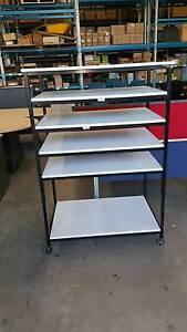 STORAGE/CATERING RACK office work storage catering rack hospital Murarrie Brisbane South East Preview