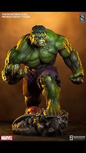 Sideshow Green Hulk PF Exclusive