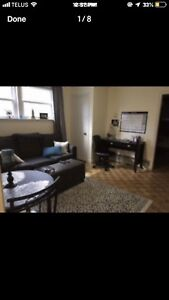 Furnished 1 bedroom on DAL campus - NOV 1 - all inclusive!