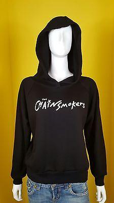 The Chainsmokers Womens Hoodie Pullover Sweatshirt Rap Music  Closer