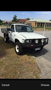 Hilux 4wd Cranbourne Casey Area Preview
