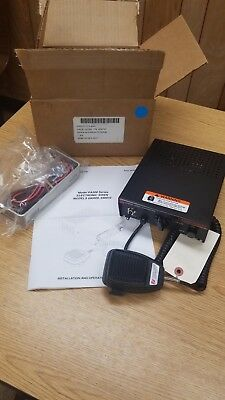 Federal Signal Corporation Pa300 Series Electronic Siren W Microphone