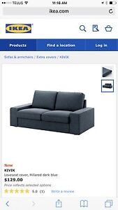 IKEA New Kivik loveseat cover
