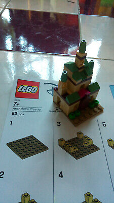 Lego Disney Frozen II 2 Mini Arendelle Castle Promo build 62pcs