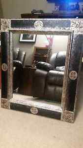 Decorative Frame Mirror Wattle Grove Liverpool Area Preview