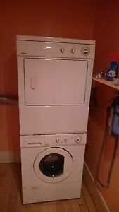Stackable Laundry Machines - Washing Machine and Dryer