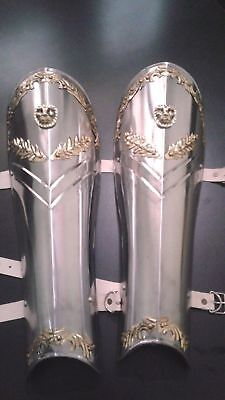 Roman leg guards officer armor graves this year best gift (Best Gifts This Year)