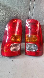 Toyota 06/08 Tail lights like new Meldale Caboolture Area Preview