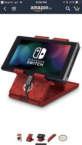 Super Mario Play Stand for Nintendo Switch
