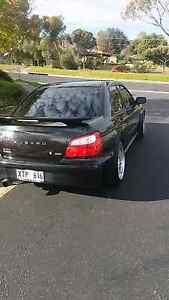 Subaru impreza wrx 2003 Adelaide CBD Adelaide City Preview