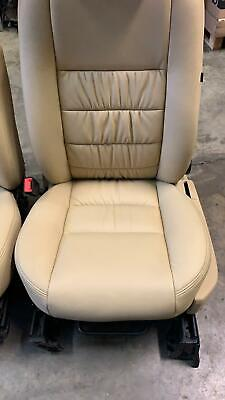 LAND ROVER DISCOVERY 3 LEATHER SEATS