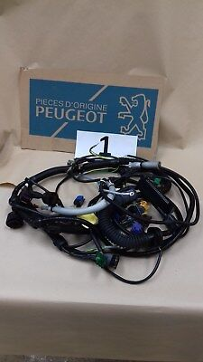 NEW GENUINE PEUGEOT / CITROEN ENGINE WIRING LOOM HARNESS 9615160580 6544.85