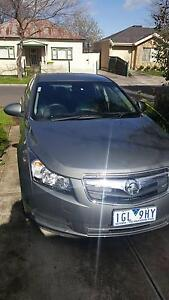 2009 Holden Cruze Sedan Maidstone Maribyrnong Area Preview