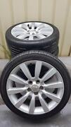 OEM VRX Lancer 18 inch wheel set Wollongong Wollongong Area Preview