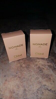X2 for $26 Chloe Nomade Eau de Parfum Women Perfume Mini Splash .17oz /5 ml