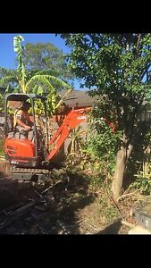Mick's bobcat&excavation services hire Strathfield Strathfield Area Preview