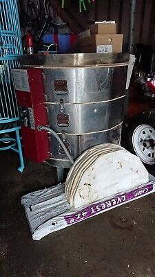 SKUTT Electric Kiln Cone Sitter Model KS1227-3 Used HUGE 13 cubic feet - READ! -