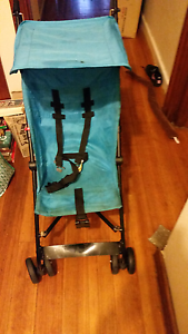 Blue stroller Belmont Geelong City Preview