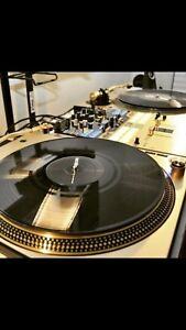 Table de DJ PIONEER Limited Édition Gold