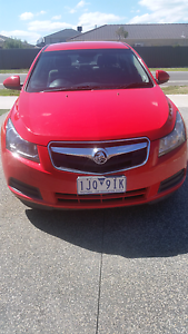 Holden Cruze 2010 1.8 lts 6 Speed Auto Cranbourne North Casey Area Preview