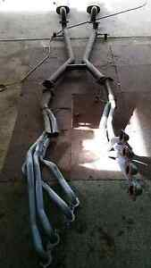 Custom Made Twin 3 Inch Exhaust Hamilton Southern Grampians Preview