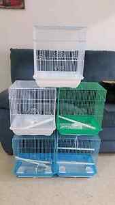 Brand new cages forsale $25 each and hand tame baby budgies $50 Southport Gold Coast City Preview