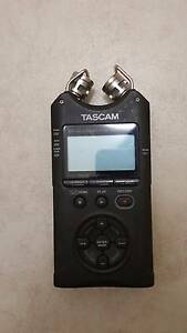 Tascam DR40 Handheld Audio Recorder Camp Hill Brisbane South East Preview