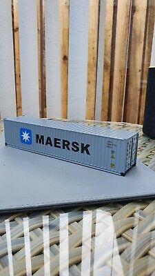 model trucks 1:50 scale CONTAINER (unknown brand)