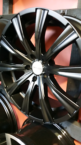 Bmw x5-x6 and 5/6/7series  rims package 20inch on sales Revesby Bankstown Area Preview