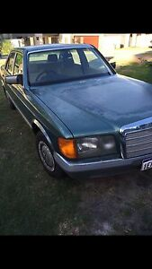 Mercedes 380se for sale Cloverdale Belmont Area Preview