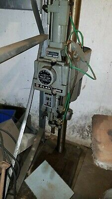 Clausing Pneumatic Variable Speed 15 Drill Press Will Ship