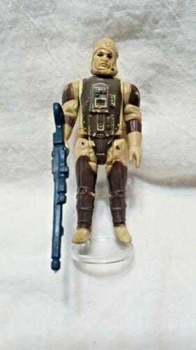 Vintage Star Wars Bossk Complete Authentic Kenner 1980 Hong Kong