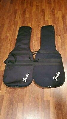 2 Fender Gig Bags