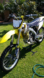 Rmz450 2010 landcruiser Worrigee Nowra-Bomaderry Preview