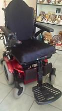 Electric Wheelchair Quickie PULSE 5  1 year old Exc Cond Altona Hobsons Bay Area Preview