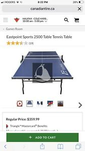East point sports table tennis