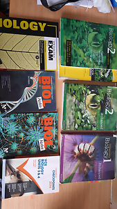 VCE BOOK( BIOLOGY .CHEMISTRY. MATH METHOD. PHYSIC. EAL) Ardeer Brimbank Area Preview