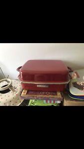Brand new kitchen aid roaster