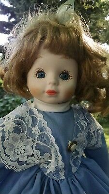 Haunted porcelain doll Emily positive needs TLC