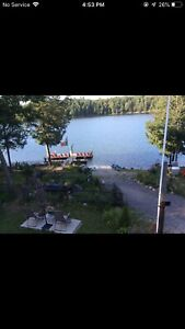 Beautiful cottage on silver lake! Near parry sound! 5 star