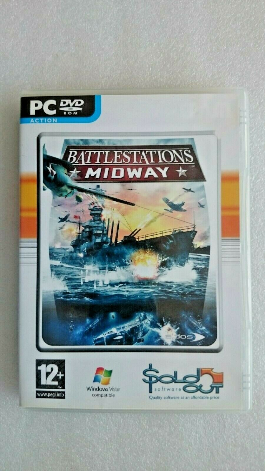 Battlestations: Midway (PC: Windows 2007)