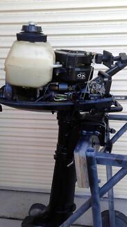 4hp 2 Stroke Mercury Outboard