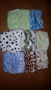 Modern cloth nappies Hawthorne Brisbane South East Preview